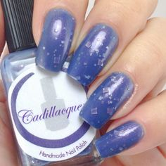 Cadillacquer Once more, with feeling Handmade Nail Polish