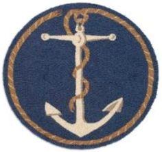 round nautical rugs. Nautical Rug| Anchor Rug Round Rugs G