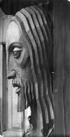 Cristo del Otero. Victorio Macho, 1930
