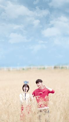 While you were sleeping cr vanillatwirls One of the beautiful scene!! Korean Drama Best, Korean Dramas, Chan Lee, Sassy Go Go, Moon Lovers, Drama Movies, Lee Jong Suk, Photograph, Weightlifting Fairy Kim Bok Joo