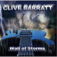 """Wall of Storms"", the debut album by Clive Barratt is now available for sale on CD Baby. $0.99 per song or you can download the entire 12-track album for just $9.99  http://www.cdbaby.com/cd/clivebarratt2"