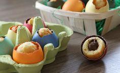 Kuchen-Ostereier mit Nutella-Füllung von jennybackt.de
