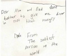 This kid who's too sad and too hungry to love. | 24 Kids Who Are Wise Beyond Their Years