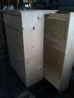 Dresser W Gun Case