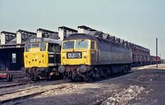 Railway Herald :: Imaging Centre :: at March MPD Electric Locomotive, Diesel Locomotive, All Over The World, Around The Worlds, Railroad Photography, Brush Type, Train Pictures, British Rail, Train Engines