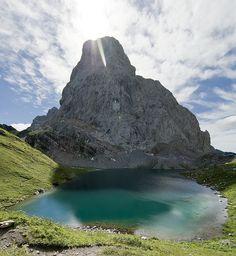 Lake Volaia, Friuli-Venezia Giulia, Italy