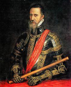 International Portrait Gallery: Retrato del IIIer Duque de Alba