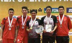 Great MD Final #JapanSS Mohammad Ahsan/Hendra Setiawan [1][INA] - Chai Biao/Hong Wei [CHN] 22-20 21-16