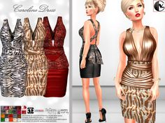 https://marketplace.secondlife.com/p/Vips-Creations-Female-Dress-CarolineHud-Sparkle-Animal-Dress/9792991