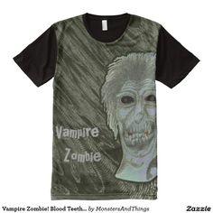 Vampire Zombie! Blood Teeth 2