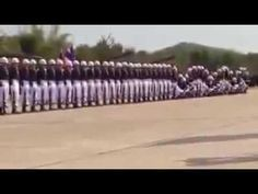 ▶ SPECTACULAR! This Thai Military Parade will blow you away... - YouTube