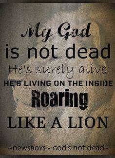 Gods Not Dead Quotes Wallpaper. QuotesGram
