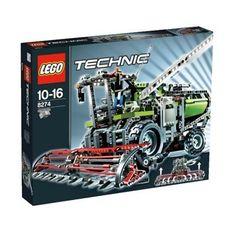 LEGO Technic 8274 - Mähdrescher Lego http://www.amazon.de/dp/B000NCI5CA/ref=cm_sw_r_pi_dp_xIgGub0WABJHA