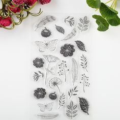 $1.84 (Buy here: https://alitems.com/g/1e8d114494ebda23ff8b16525dc3e8/?i=5&ulp=https%3A%2F%2Fwww.aliexpress.com%2Fitem%2F2016-new-Scrapbook-DIY-Photo-Album-Account-Transparent-Silicone-Rubber-Clear-Stamps-Butterfly-and-flower%2F32720224508.html ) 2016 new Scrapbook DIY Photo Album Account Transparent Silicone Rubber Clear Stamps Butterfly and flower for just $1.84