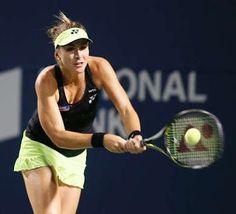 Blog Esportivo do Suíço: Brilhante, a jovem suíça Belinda Bencic derruba Serena em Toronto