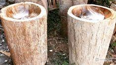 Petrified Wood Pedestal Sink
