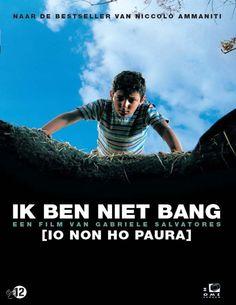 Italiaanse film 'IO NON HO PAURA' (aanrader)