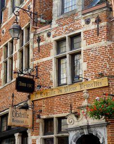 Old Brussels,Belgium #seemybrussels