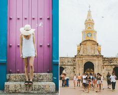El Camino Travel Goes To Cartagena Columbia... #ElCaminoTravel #travel #columbia #southamerica #travelguide