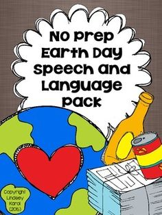 This no prep, (just print!) versatile pack includes the following worksheets: listening comprehension, vocabulary, antonyms, synonyms, regular past tense verbs, irregular past tense verbs, regular plural nouns, irregular plural nouns, describing with attributes, comparing/contrasting, predictions, and articulation practice!
