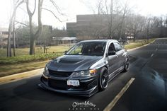 Form Meets Function // Srun's Track-Ready EVO. | StanceNation™ // Form > Function