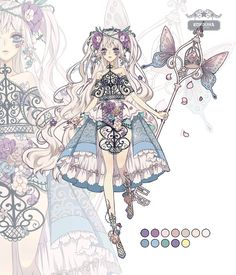 [AUCTION]A-Z Adoptable ::CLOSED:: by Rurucha