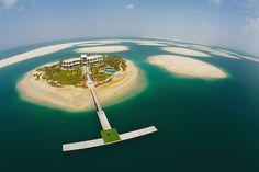 Michael Schumacher's Private Island in #Dubai, #UAE. #F1