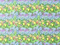SPX Fabrics - Debi Hron 'Birdhouse Gardens'