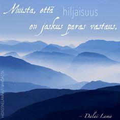 Dalai Lama, Positive Vibes, Positivity, Nature, Movie Posters, Travel, Naturaleza, Viajes, Film Poster