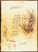 """New artwork for sale! - """" Leonardo Da Vinci - Coition Of A Hemisected Man And Woman by Leonardo da Vinci """" - http://ift.tt/2mjjNOn"""