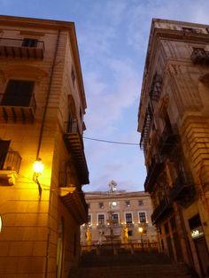 """""""Quattro Canti"""", Palermo Sicilia Italy"""
