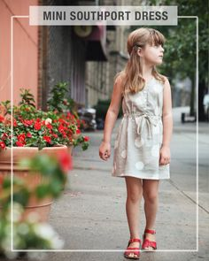 Image of MINI SOUTHPORT DRESS