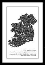 Anna Nielsen Mna na h'Eireann (women of Ireland) print on sale at the Dublin Visitor Centre