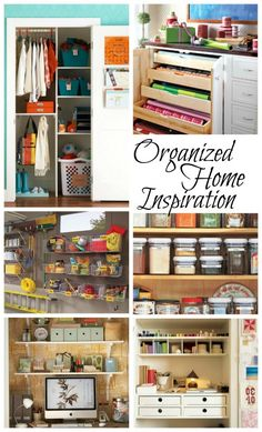 Organized home inspi