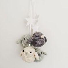 Angels Handmade - gehaakte vogeltjes / crochet birds