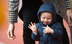 Lief: prins Jacques steelt de show bij rugbywedstrijd. Bekijk de foto's >>
