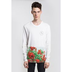 Clothing Brands Feature: Profound Aesthetic - Roses in the Garden of Eden Long Sleeve Tee. View the feature at: UndergroundOutfits.com OR http://goo.gl/qQjY7B.  #profoundaesthetic #roses #floral #tee #tshirt #streetfashion #fashionstyle #streetwear #urban #clothing #fashion #style #fashionable #stylish #streetwearblog #clothingblog #fashionblog #blog #blogger #fashionblogger #urbanwear #urbanfashion #fashionista #styleblog #styleguide #menswear #mensfashion #undergroundoutfits #ug_outfits