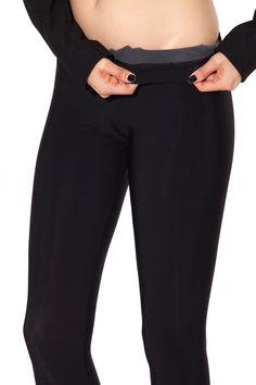 black milk clothing warm grey leggings  |  amelia lee