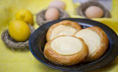 Tätä leivotaan pääsiäiseksi - pehmeän pullainen rahkapiirakka