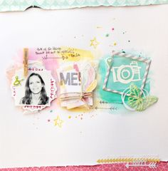 ME by SteffiandAnni - Scrapbooking Kits, Paper & Supplies, Ideas & More at StudioCalico.com!