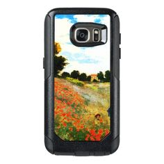 Claude Monet-Poppies at Argenteuil OtterBox Samsung Galaxy S7 Case