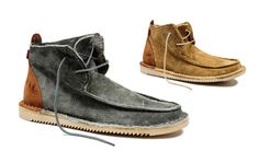 Oliberte x Mark McNairy Fair Trade Footwear Collection #men #shoes