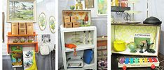 Article on Oh My Handmade - nice tips for craft shows & photos of various set-ups