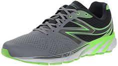 New Balance Men's M3190V2 Neutral Running Shoe, Silver/Gr..