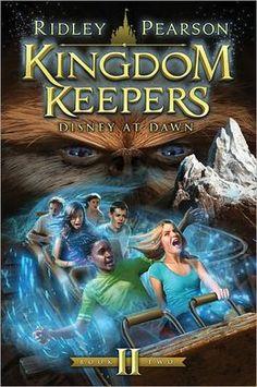 Disney at Dawn (Kingdom Keepers Series #2)