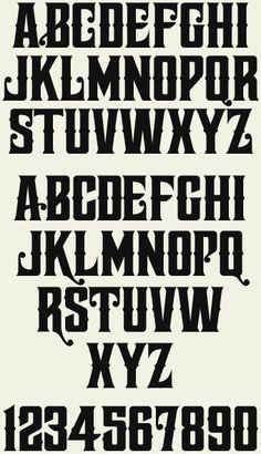Letterhead Fonts Cavalero Old Fashioned