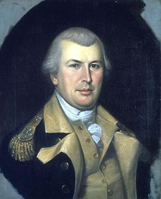 "Nathanael Greene (1742-1786) was a major general in the Revolutionary War.  When the war began, he was a private in the Rhode Island militia.  By the time the war ended, he had the reputation as Washington's most gifted and dependable officer.  He was known as ""The Fighting Quaker"" and is remembered as the hero of the southern campaign."