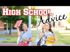 High School Advice | B&B Back to School - YouTube