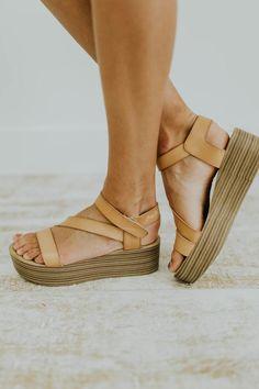 Rachel Platform Sandals | ROOLEE