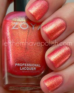 Zoya Rica. i just adore glass flecks and Zoya makes the best ones by far!